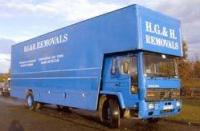 H G & H Removals & Storage