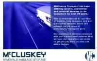 McCluskey Removals