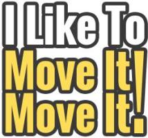 I Like to Move It Move It Removals - North London