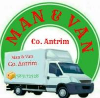 Man & Van Co Antrim Removal and storage
