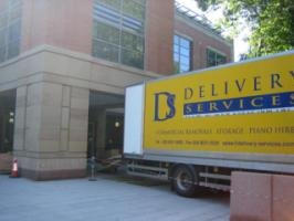 Delivery Services & Storage