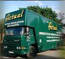 Actual Removals