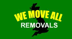 We Move all Removals Plc